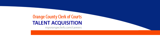 Orange County Clerk of Courts Talent Acquisition